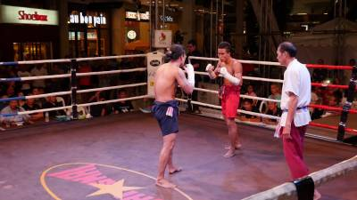 Fight 4: Jawwayhar Luktupfah VS. Vinsordorong MC Villa