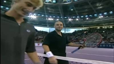 Sports Pro : André Agassi