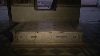 The Footsteps of Guru Nanak