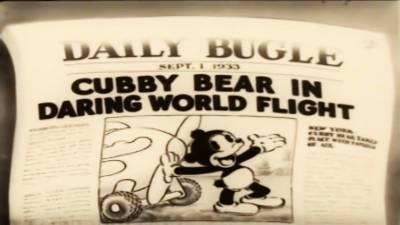 Cubby's World Flight